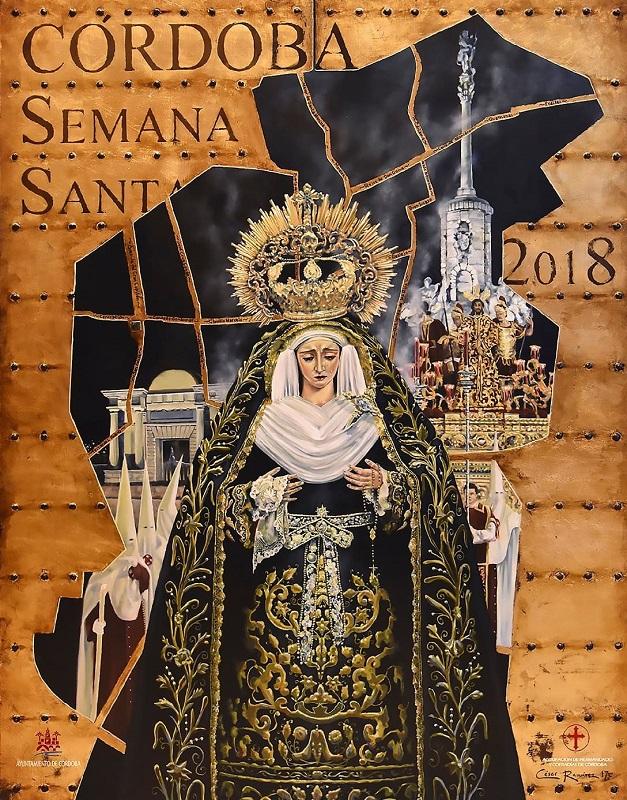 Cartel Semana Santa Córdoba 2018