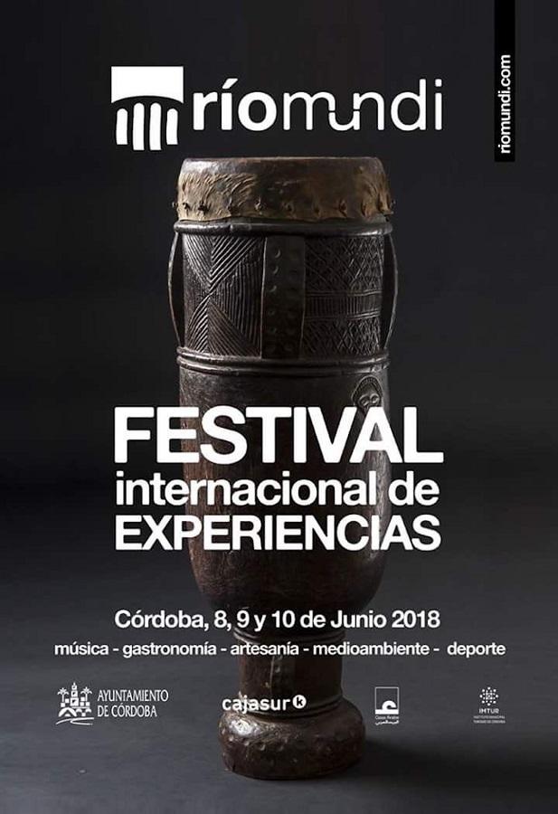 Cartel Ríomundi Cordoba 2018