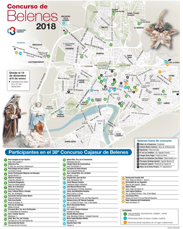 mapa concurso belenes córdoba 2018