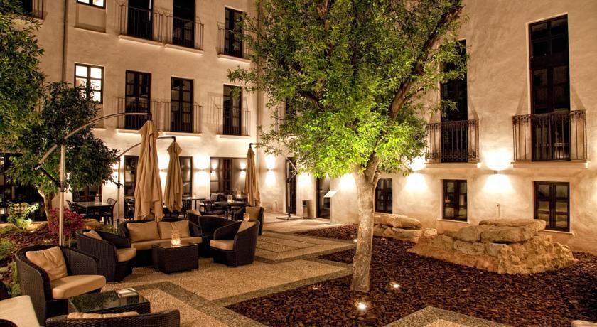 Eurostars patios de c rdoba cordobamegusta - Hotel los patios almeria ...