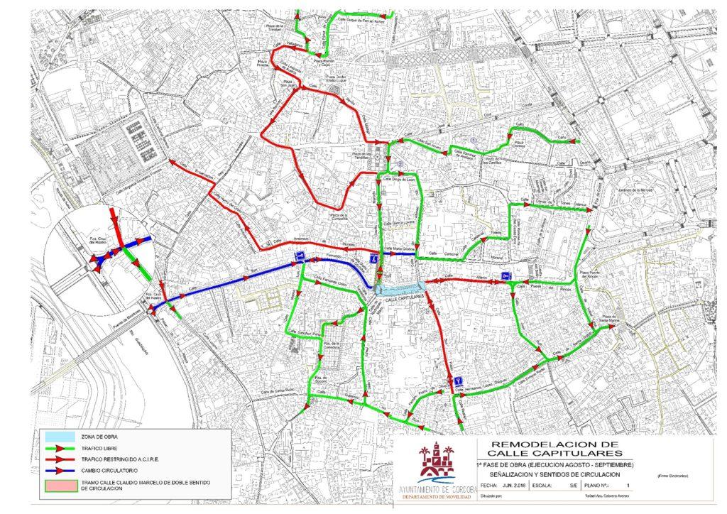plan-trafico-remodelacion-capitulares-cordoba-mapa