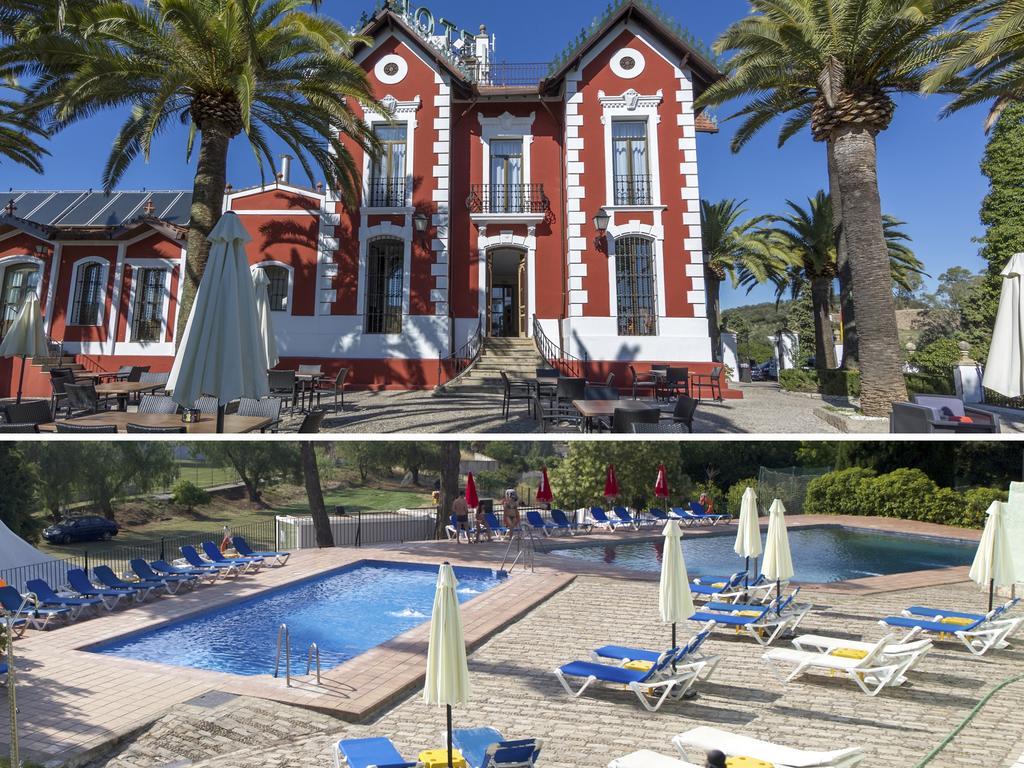 Hotel abetos maestre escuela habitaciones piscina for Hotel con piscina en cordoba