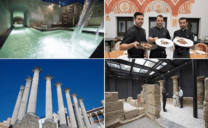 Kalendas Gastrinomía y Cultura Romana